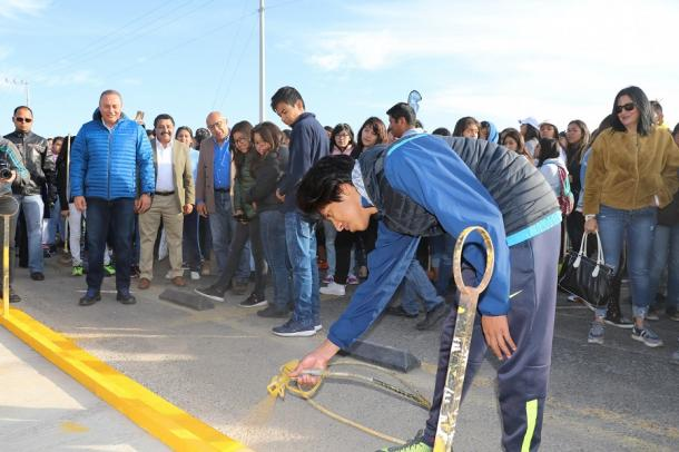 Mayor seguridad para más de mil 600 alumnos