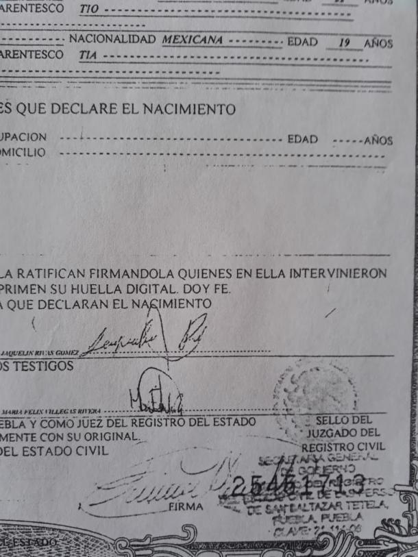 Firma Falsa