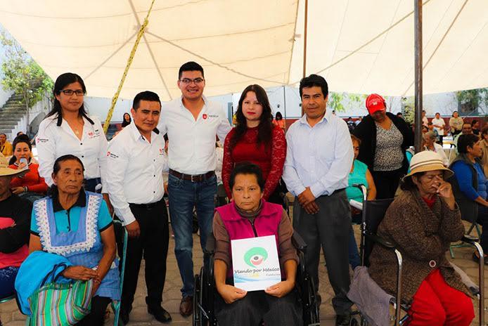 Alejandro Martínez Fuentes llama a inscribirse a programa alimentario