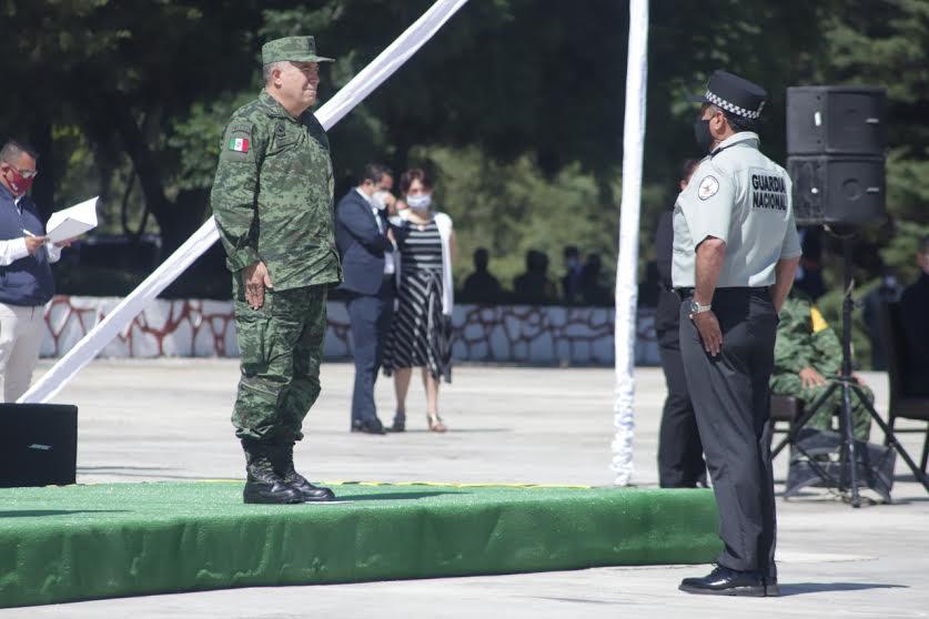 Combate al huachicol, prioridad del nuevo comandante de la XXV Zona Militar en Puebla