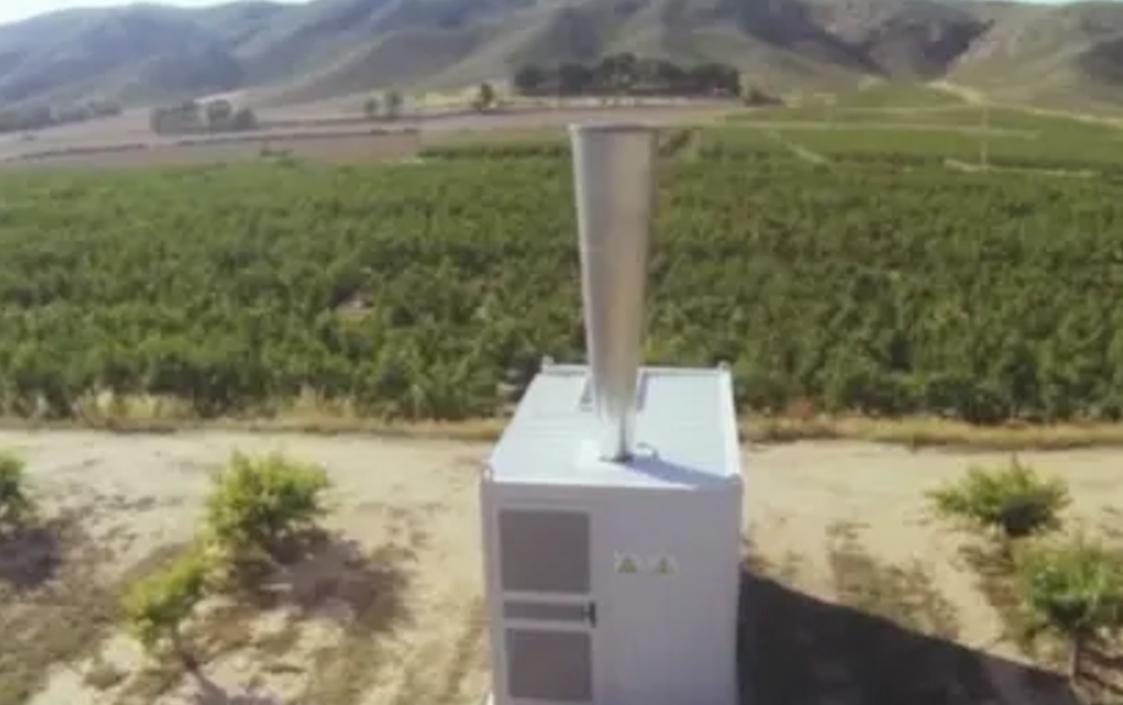 Por daños a la agricultura, prohibirán en Puebla los cañones antigranizo