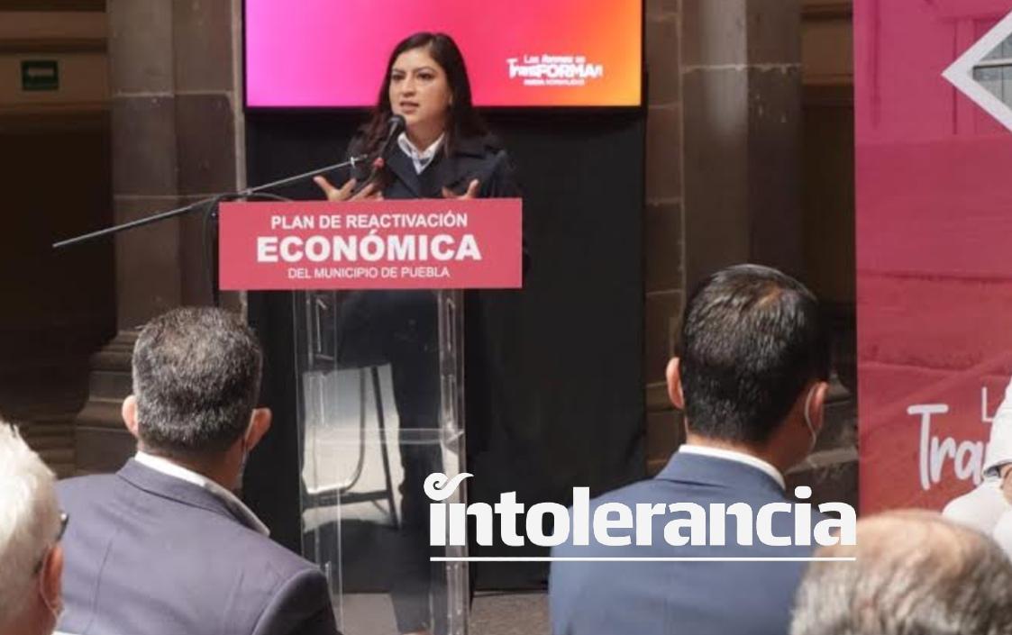 Rehabilitación del Centro Histórico no se detendrá: Claudia Rivera