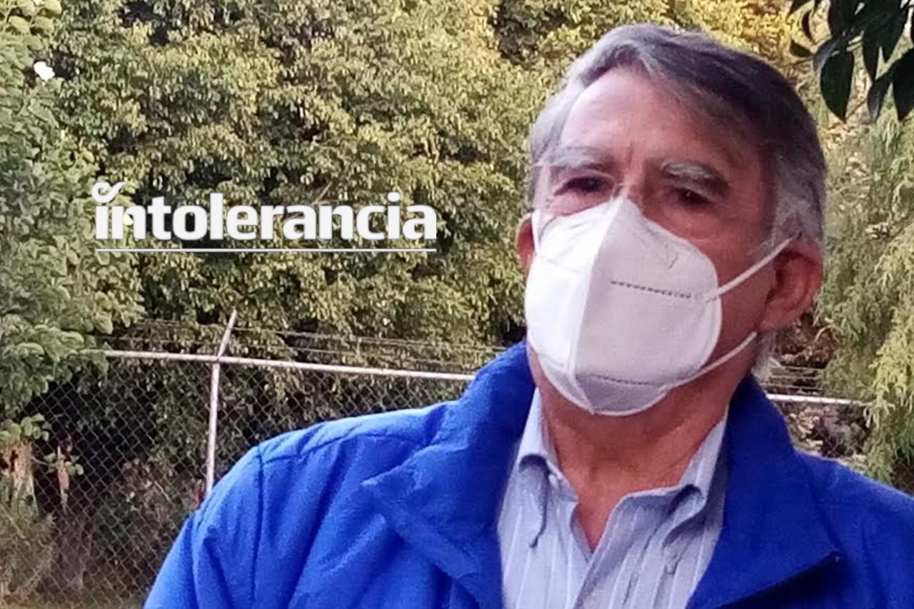 Causa ruido a Fraile García la alianza con el PRI; reconoce que hay que dialogar con todos