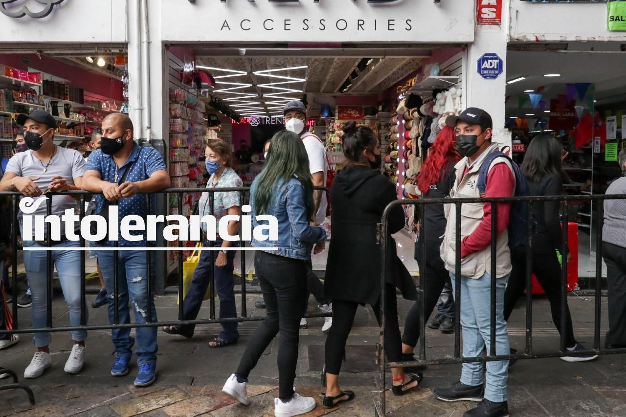 Comerciantes del Centro Histórico truenan por cierre de calles; aseguran que ventas caerán 50%