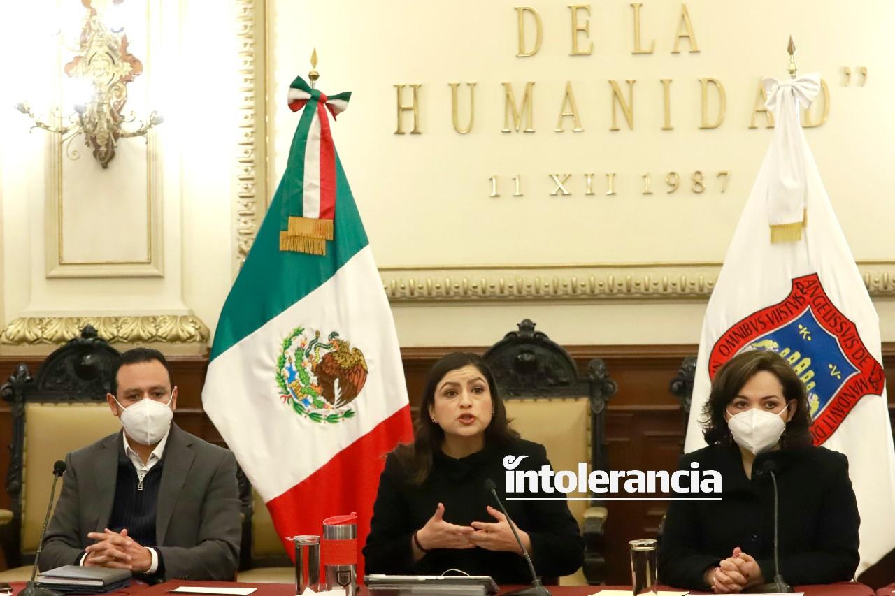 Rastro municipal cambia de TIF a TSS con garantía de salubridad de la carne: Claudia Rivera