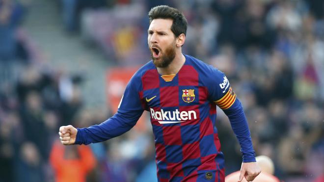 Confirma Messi su permanencia en el FC Barcelona