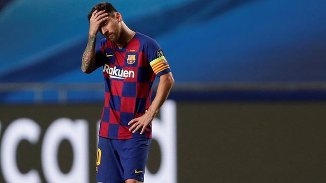 Reportan salida de Lionel Messi del FC Barcelona