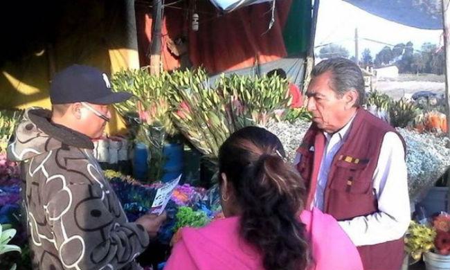"""Visita Quiroz Palacios la """"Puebla olvidada"""""""