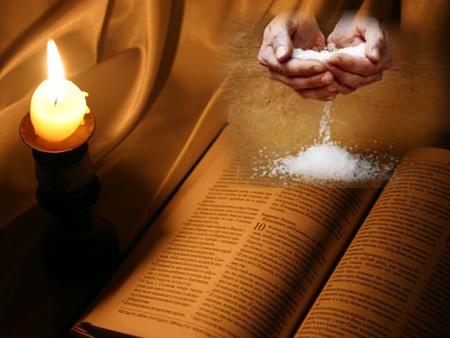 Resultado de imagen para sal de la tierra y luz del mundo