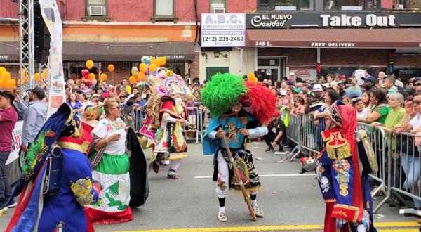 Puebla impregna el Cinco de Mayo a Nueva York
