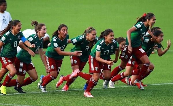 Selección femenil de México clasifica a la final de la Copa Mundial Sub-17