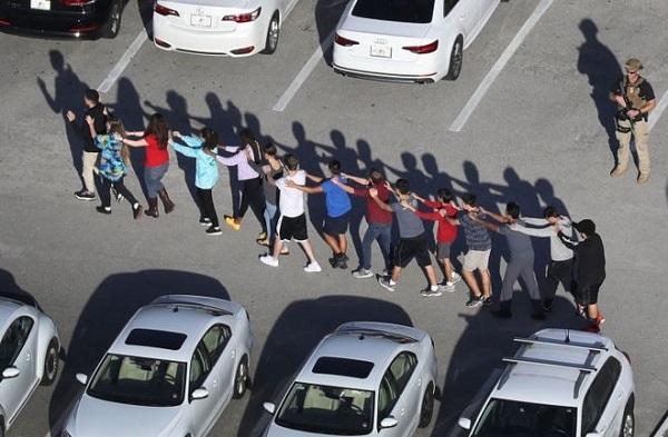 Marcan récord tiroteos en escuelas de Estados Unidos durante 2018
