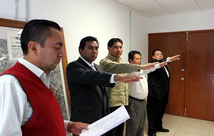 Designan comisiones  en Cuautlancingo
