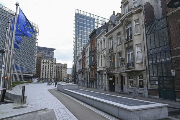 Bruselas, Bélgica.