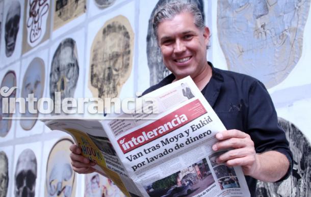 Foto: Cristoper Damián / Intolerancia