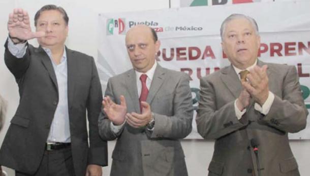 02/2012 | Presidente interino del PRI en Puebla
