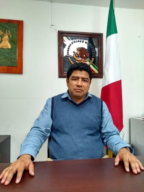 Edil, Ciro Gavilán Domínguez.