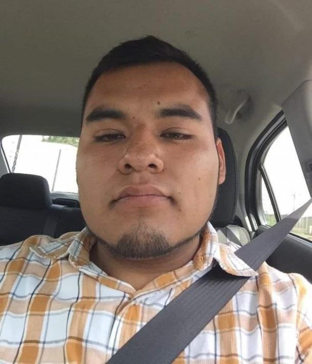Josué Emanuel Vital conducía el Uber que los estudiantes abordaron en Huejotzingo.