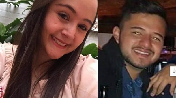 Ximena Quijano y José Antonio Parada, de nacionalidad colombiana, se encontraban de intercambio en la UPAEP.