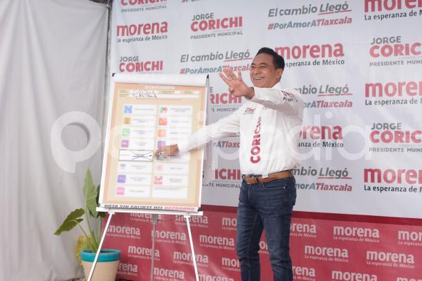 Ganó la alcaldía de Tlaxcala con amplio margen | 06/2021