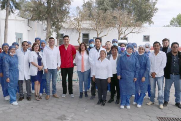 Primera Jornada de Salud Bucal 2019