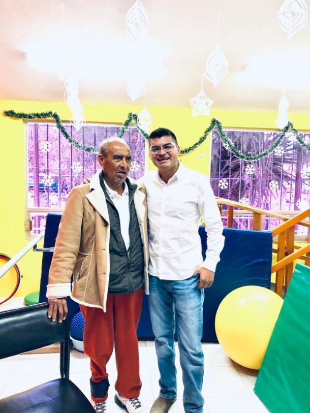 ApuestaJosé Alejandro Martínez Fuentes por la salud