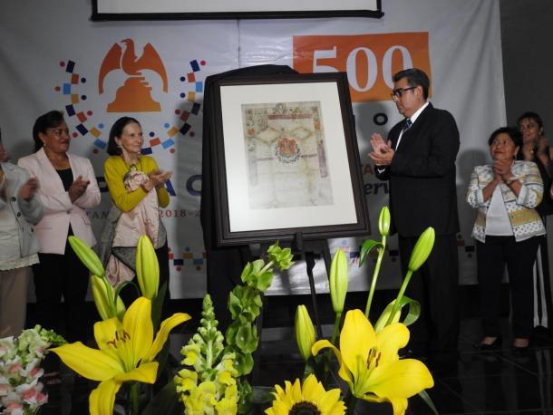 500 años de la Fundación de Tepeaca