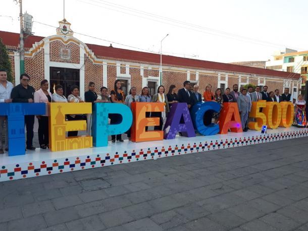 Diplomado Historia y Patrimonio Cultural de Tepeaca