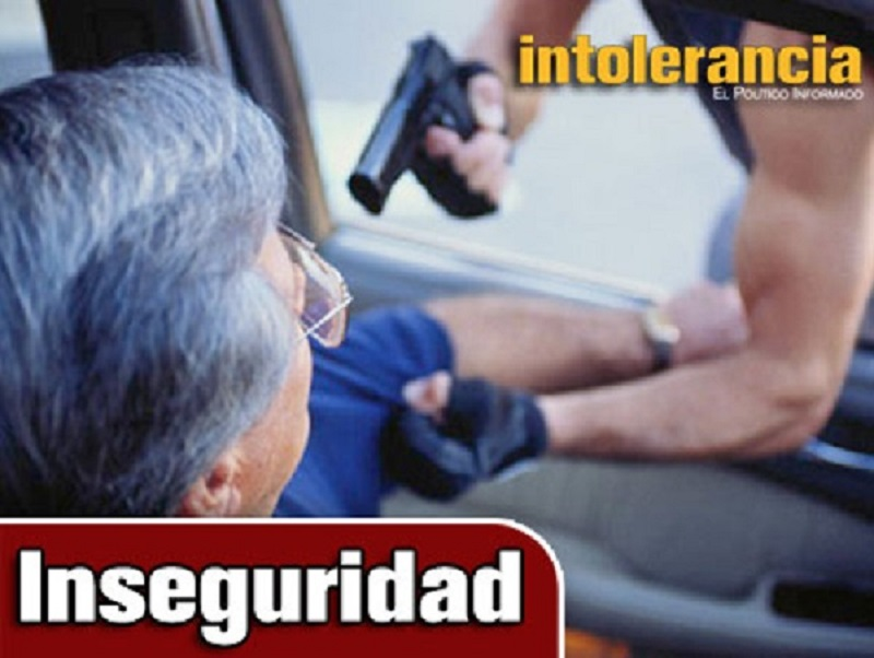 Foto: Inseguridad