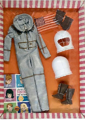 "Barbie ""Miss Astronaut"""