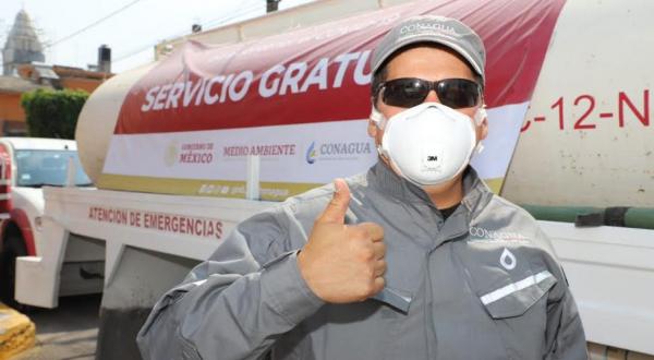 CONAGUA y San Andrés Cholula firman convenio para garantizar seguridad hídrica