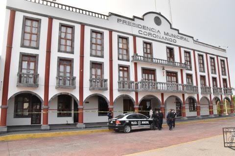 En Coronango redoblan esfuerzos en seguridad