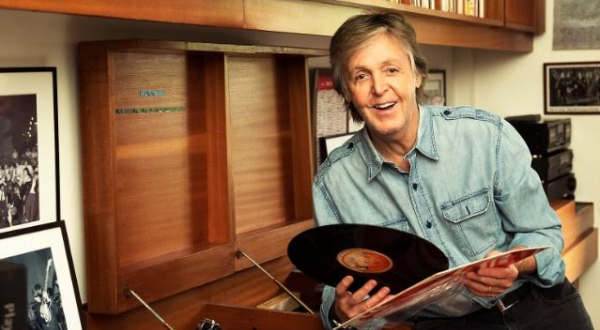 "Alistan salida de ""Flaming Pie"" Archive Collection de Paul McCartney"