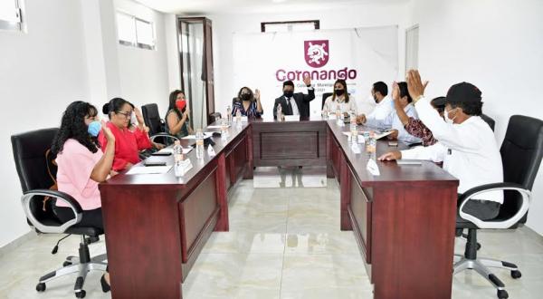 En Coronango aprueban reformas del Estado sobre eliminación del fuero