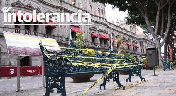 Reapertura de las calles del Centro Histórico será después del 15 de junio: Claudia Rivera