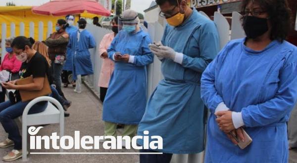 Reporta Secretaría de Salud de Puebla 85 trabajadores fallecidos por Covid-19