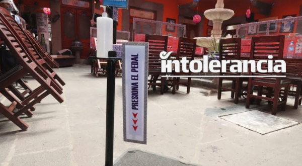 Se preparan restaurantes y cafeterías del Centro Histórico para la reapertura