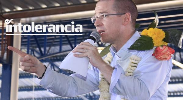 Anuncia Ricardo Anaya su regreso a la vida pública