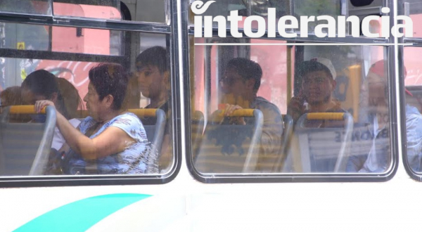 Usuarios del transporte se niegan a usar cubrebocas y respetar sana distancia, denuncian permisionarios