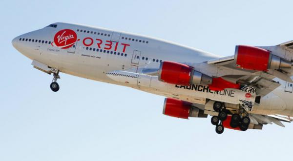Falla lanzamiento de prueba inaugural de Virgin Orbit