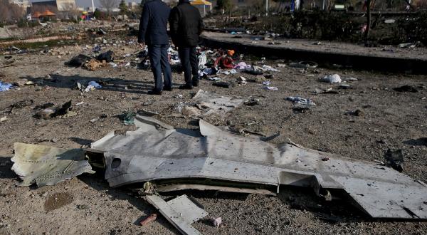 Pagará Irán indemnización por el derribo del avión de Ukraine International Airlines