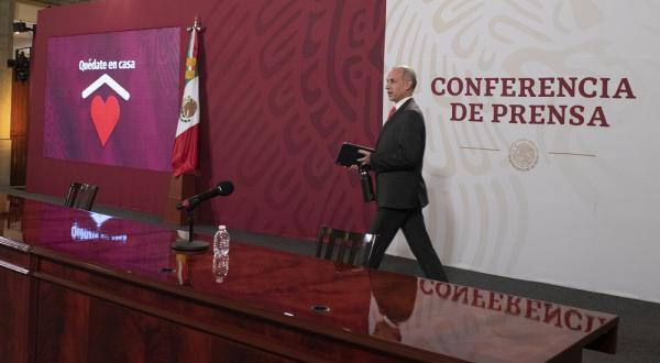 Descarta López-Gatell desencuentros con gobernadores sobre semáforo epidemiológico