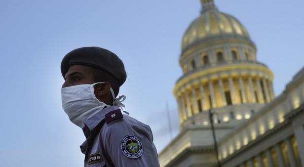 Extienden toque de queda en La Habana tras rebrote de coronavirus