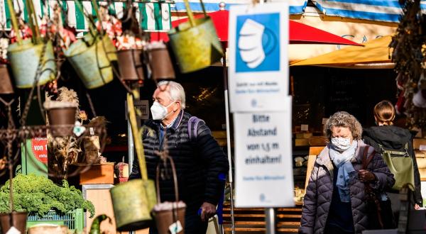 Restricciones en Alemania podrían mantenerse los primeros meses de 2021