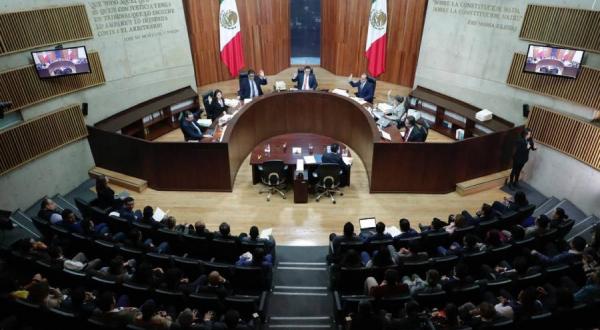 La democracia será a distancia y con la amenaza de los bots, advierten magistrados del TEPJF