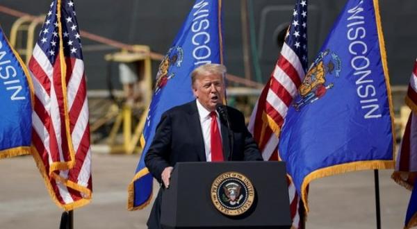 Asegura Trump que financiará campaña de reelección por sí mismo de ser necesario