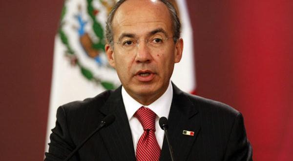 Avanza el autoritarismo: Calderón sobre negativa del registro de México Libre