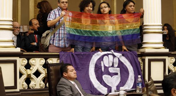 Matrimonios igualitarios son resultado de la lucha de colectivos: García Olmedo