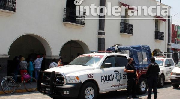 Informa Ayuntamiento de Huejotzingo casos de Covid-19 en CERESO