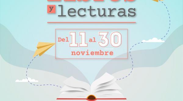 Anuncian actividades virtuales y presenciales para festejar el Día Nacional del Libro